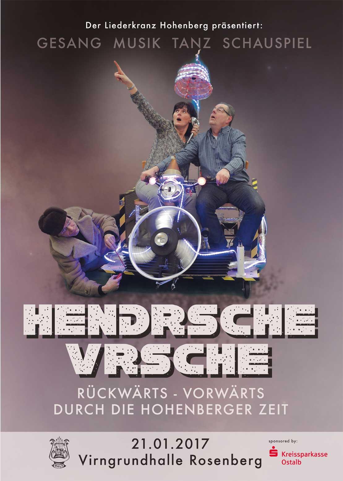 HendrscheVrsche - Gesang Musik Tanz Schauspiel