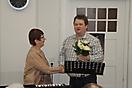 LK gratuliert Margit zum 60 Geb.