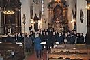 LK beim Patrizius Kirchenkonzert in Hohenstadt