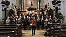 DeCamino  beim EJG Adventskonzert Schönenberg Kirche