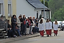 Patrozinium mit Fahrzeugsegnung und LK 1. Maifest in Hinterbrand